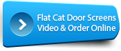 Watch our video on Flat Cat Door Screens and purchase online here